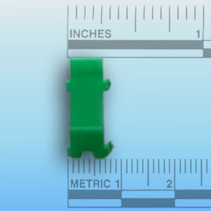 green indicator clip