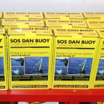 dan buoy in retail display packaging