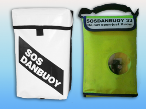 flexible PVC mounting bag for dan buoy