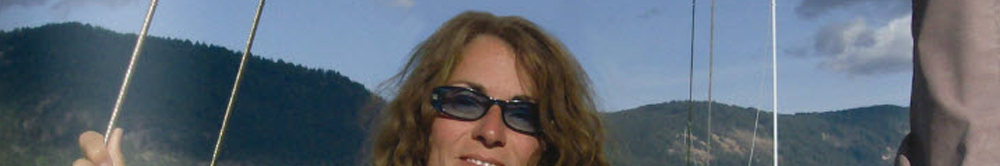 photo of Teena Clipston on cover of cruising lifestyle publication