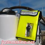 Man overboard marker