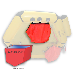 coastal life raft ballast bags comparison