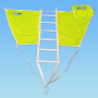 man overboard rescue ladder