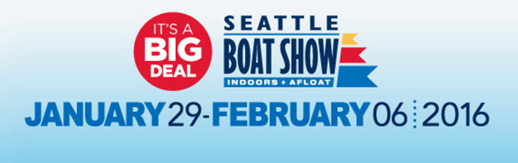 2016 seattle boat show banner